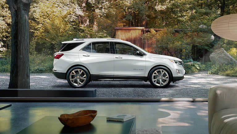 2018 Chevy Equinox Deals in NH