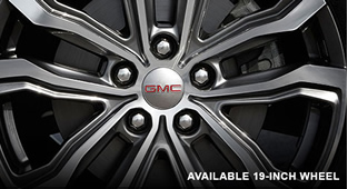 2018 GMC Terrain Wheels