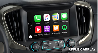 2018 GMC Terrain CarPlay