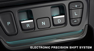 2018 GMC Terrain Electronic Precision Shift System
