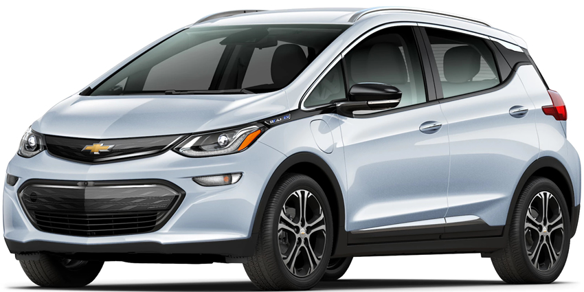 2017 Chevy Bolt EV Deals and Pricing in NH