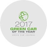 2017 Green Car of the Year, Awarded by Green Car Journal - 2017 Chevy Bolt EV in NH