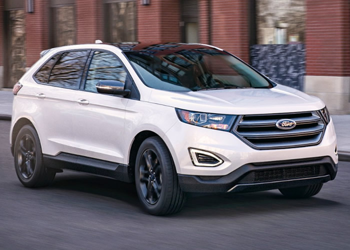 New  Ford Edge Deals And Offers In Ma