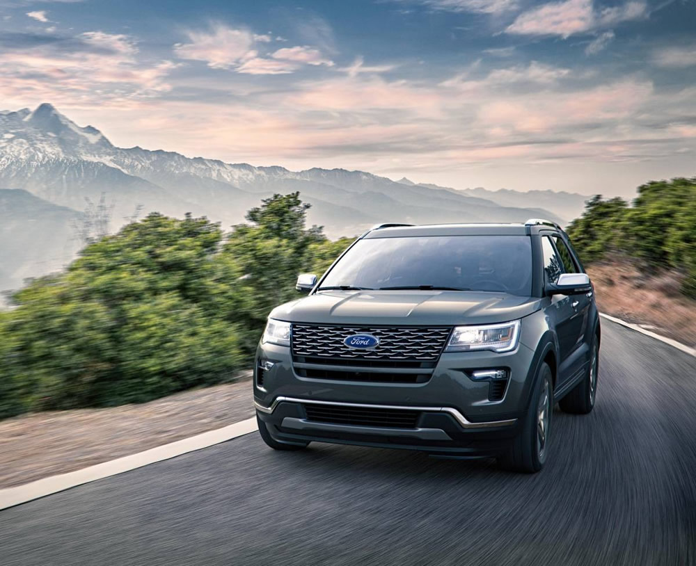 Lease deals on 2018 ford explorer