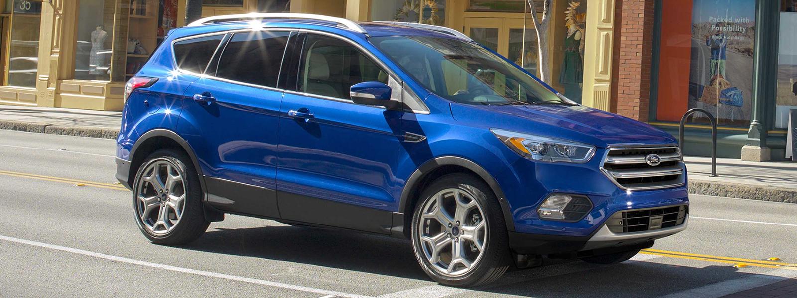 2017 Ford Escape Inventory Boston, Massachusetts (MA)